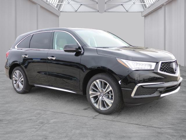 new 2017 acura mdx sh awd with technology package sh awd 4dr suv w technology package in. Black Bedroom Furniture Sets. Home Design Ideas